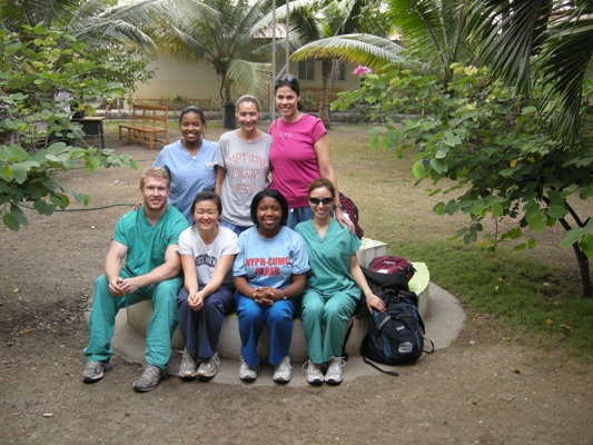 NYPH rehabilitation team