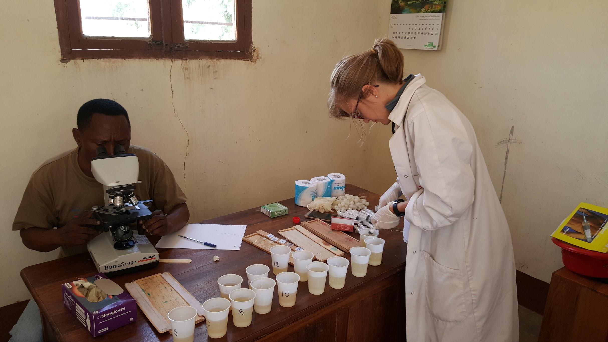 Clinical Testing in Mwanza, Tanzania